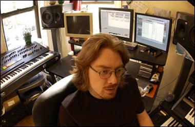 Jesper Kyd w swoim żywiole
